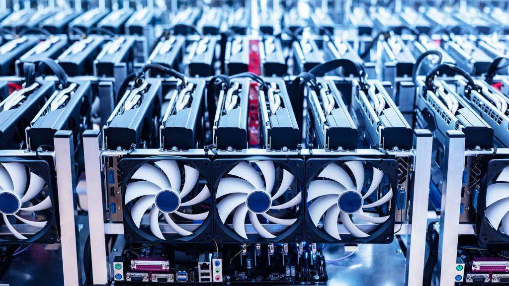 Server Bitcoin Mining