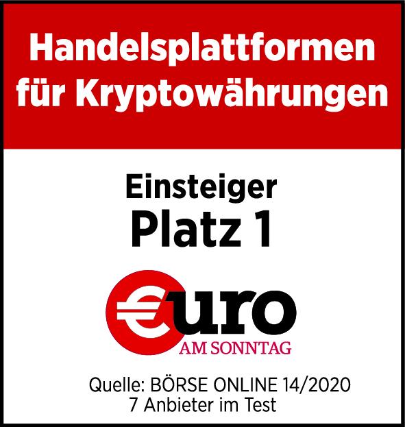 Logo Testurteil Euro am Sonntag 2020