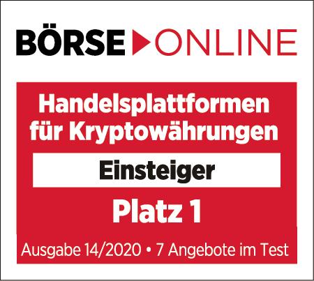 Logo Testurteil Börse Online 2020