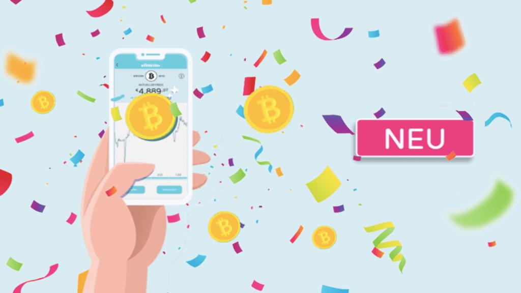 Blogbeitrag zur neuen Kryptowährung Bitcoin Cash in der BISON App.
