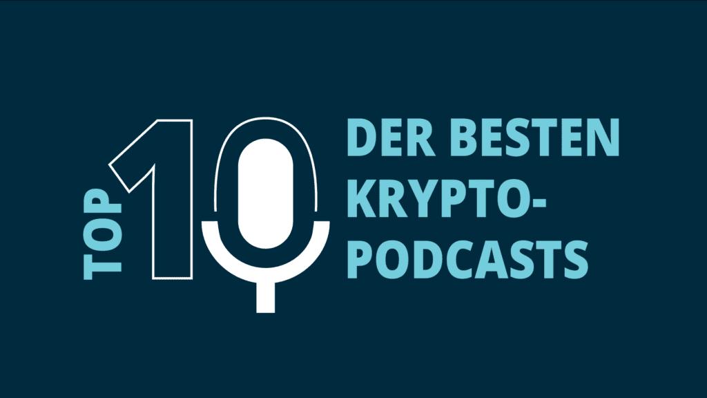 Wir stellen die 10 besten Podcasts aus der Kryptowelt im Blog der BISON App vor.