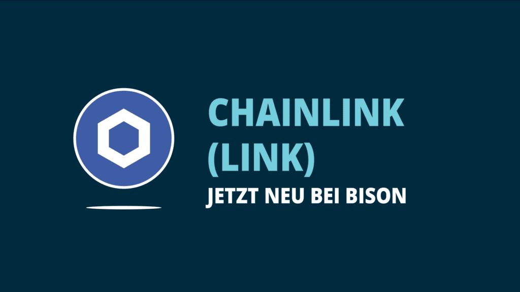BISON Blog | Chainlink (LINK)